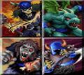 Basal golems - zombie, gargoyle, ghoul, wraith.jpg