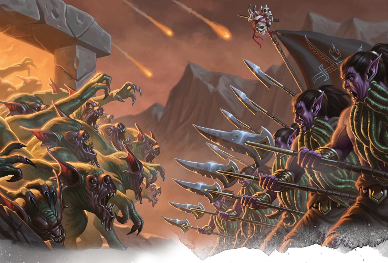 Blood War | Forgotten Realms Wiki | FANDOM powered by Wikia