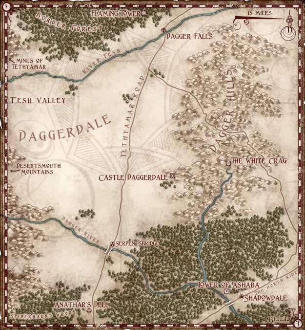 Daggerdale   Forgotten Realms Wiki   FANDOM powered by Wikia