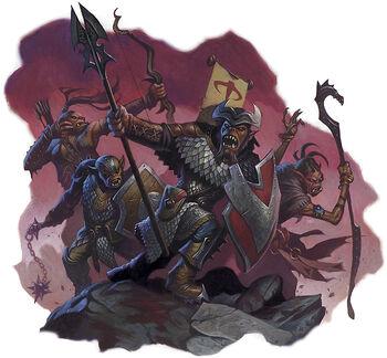 Hobgoblin | Forgotten Realms Wiki | FANDOM powered by Wikia