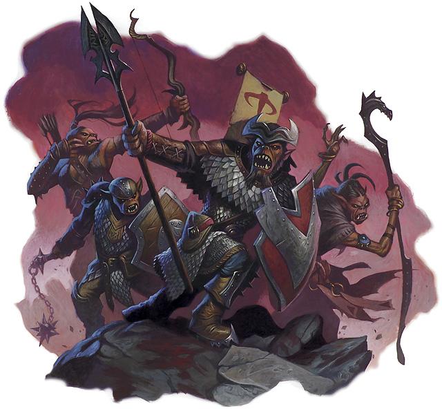Hobgoblin | Forgotten Realms Wiki | Fandom