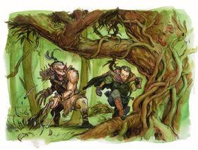 Shining South - Kaldair and Vaprak - Vince Locke - p149