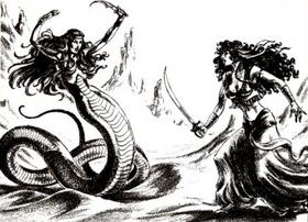 Lamia Attack