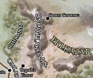Location of spirit soaring