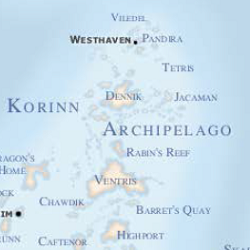 Korinn Archipelago | Forgotten Realms Wiki | FANDOM powered by Wikia