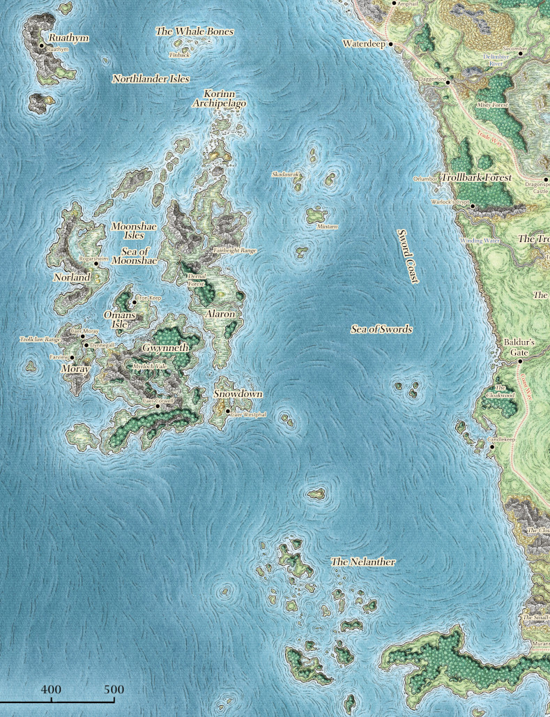Sea of Swords | Forgotten Realms Wiki | FANDOM powered by Wikia