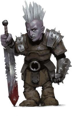 Duergar stone guard-5e
