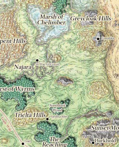 Backlands | Forgotten Realms Wiki | FANDOM powered by Wikia
