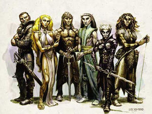 Elf | Forgotten Realms Wiki | FANDOM powered by Wikia