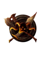 The Black Pits logo