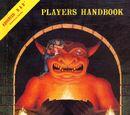 Players Handbook 1st edition