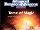Tome of Magic 2nd edition
