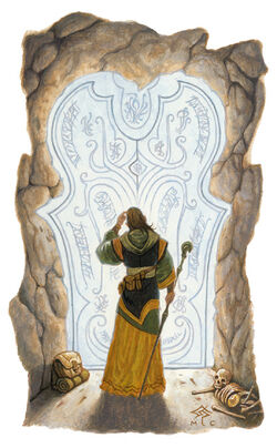 Kraanfhaor's Door