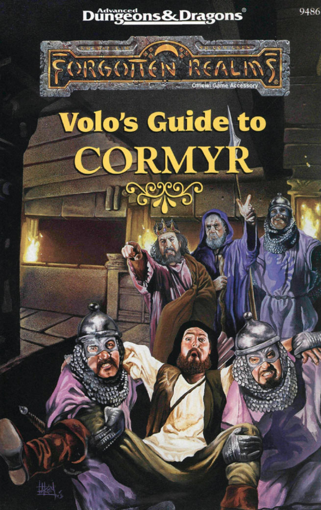 Volo's Guide to Cormyr | Forgotten Realms Wiki | FANDOM ...