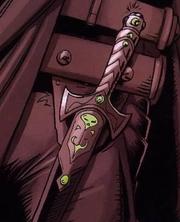 Artemis's Dagger