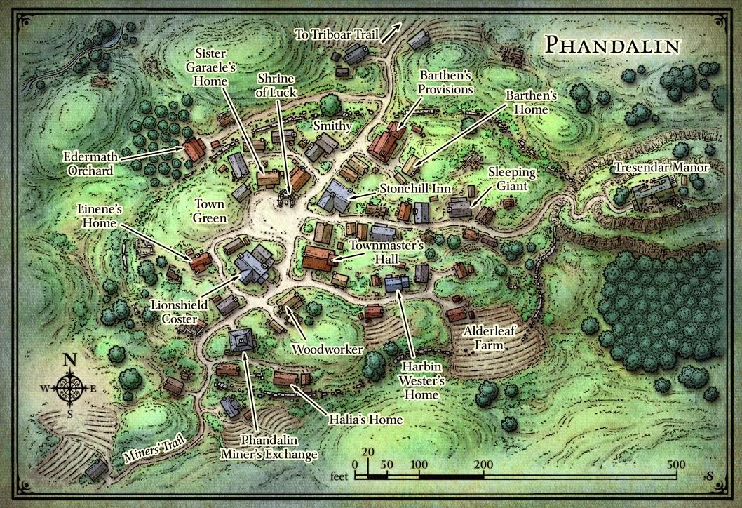 Phandalin | Forgotten Realms Wiki | FANDOM powered by Wikia