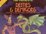 Deities & Demigods 1st edition