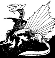 Monster manual 1e - Brass dragon - p31.png