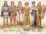 Yondalla's Children