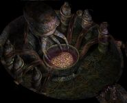 Baldur's Gate 2 - Creature - Elder Brain