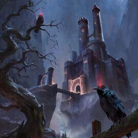 Castle Ravenloft-5e