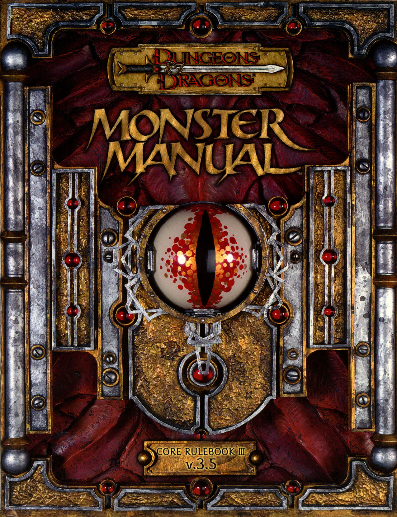 Monster manual ii (dungeons & dragons d20 3. 0 fantasy roleplaying.