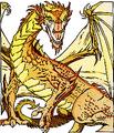 Monstrous Manual 2e - Bronze Dragon - p76.png