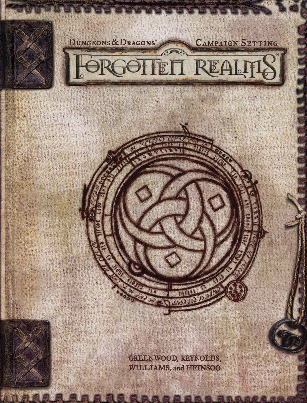 Forgotten Realms Campaign Setting 3rd edition | Forgotten Realms