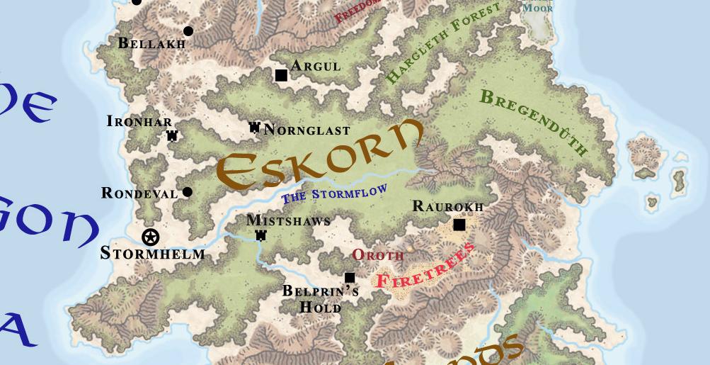 Eskorn   Forgotten Realms Wiki   FANDOM powered by Wikia