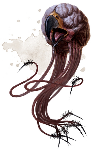 {$tags} Grell (5^ edizione) - autore ignoto Forgotten Realms Wiki © Wizards of the Coast & Hasbro