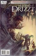 Neverwinter Tales Issue 4 cover A