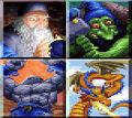 Basal golems - wizard, gnome, stone golem, wyrm.jpg