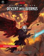 Baldur's Gate Descent into Avernus cover