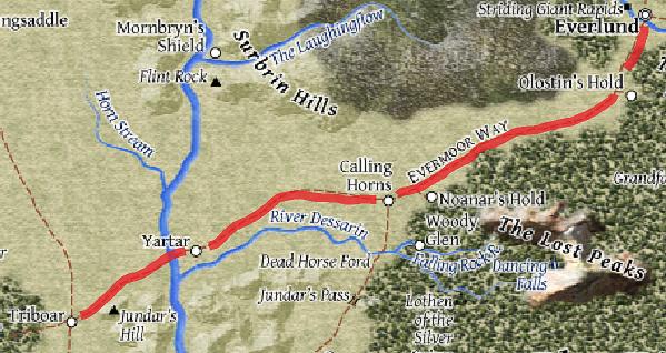 Evermoor Way | Forgotten Realms Wiki | FANDOM powered by Wikia