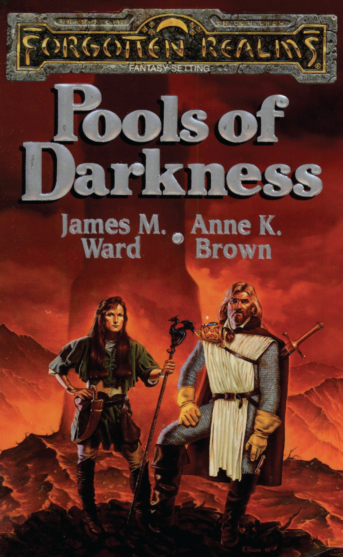 Pools of Darkness (novel) | Forgotten Realms Wiki | FANDOM powered