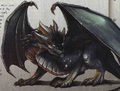 Dragon Magazin n256 - Ferrous Dragons - Iron Dragon - p29 - James Zhang.png