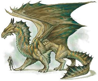 Bronze dragon | Forgotten Realms Wiki | FANDOM powered by Wikia
