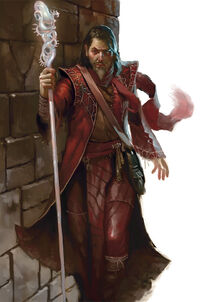 Renegade Red Wizards