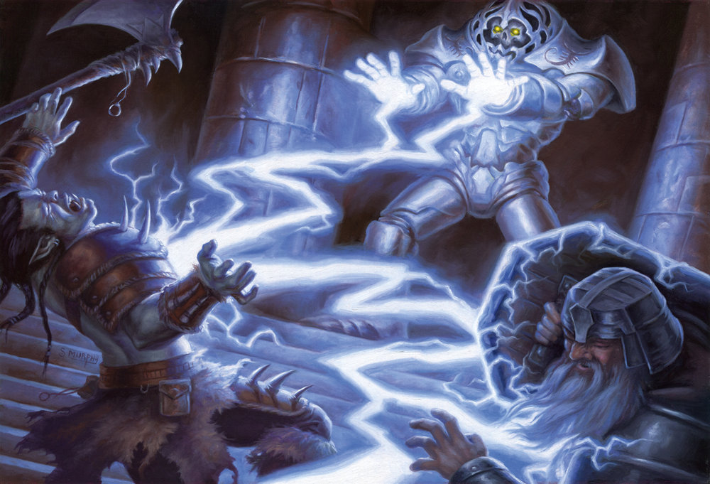 Chain lightning | Forgotten Realms Wiki | FANDOM powered by