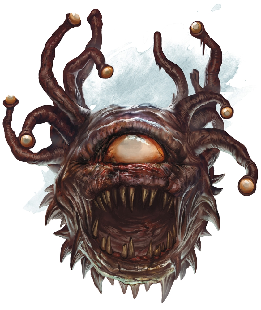 Bilderesultat for undead beholder