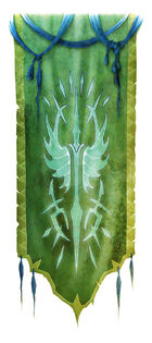 Knights of the Flying Hunt Banner