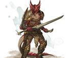 Half-dragon