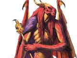 Red abishai