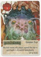 Feyr Card