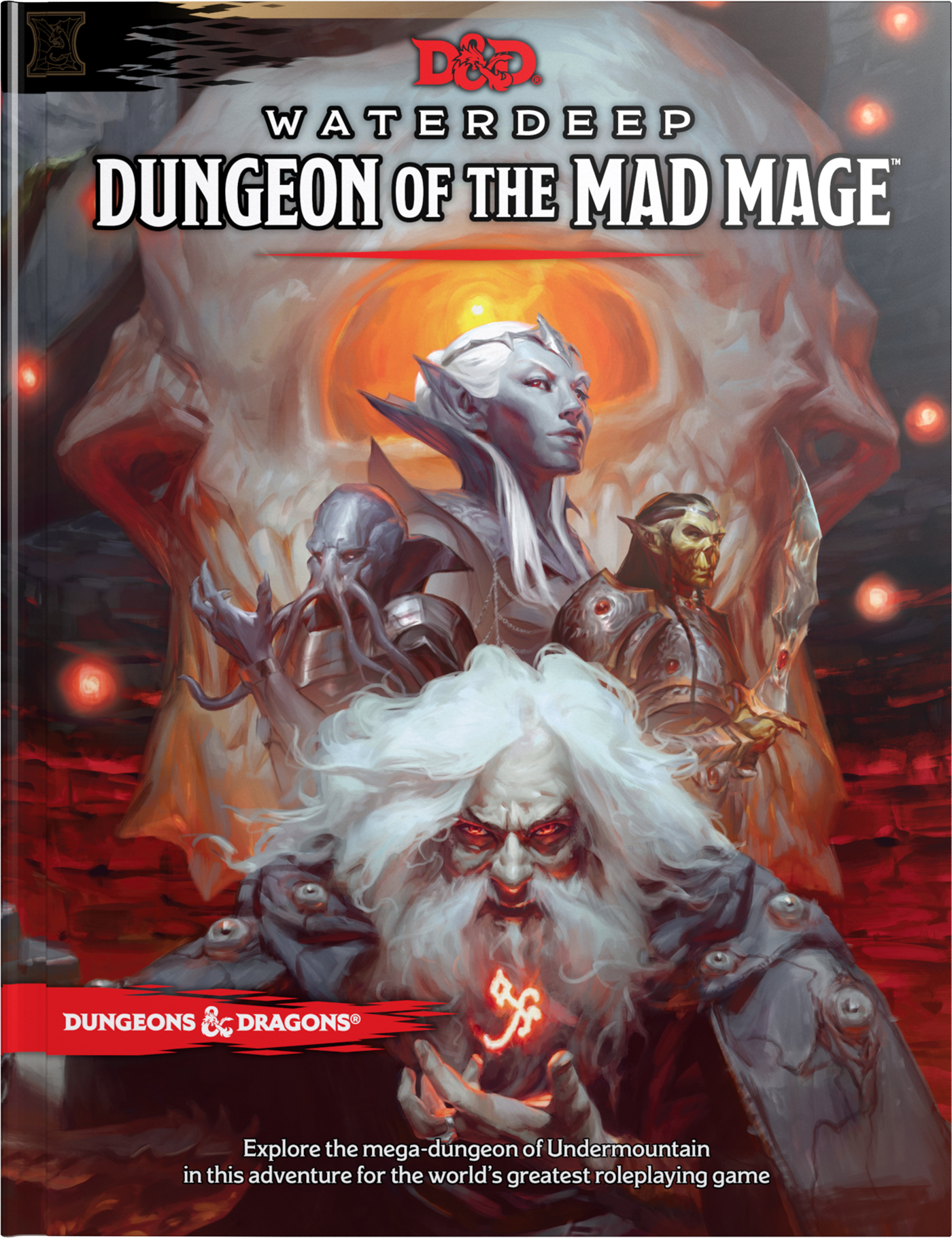 Waterdeep Dungeon Of The Mad Mage Forgotten Realms Wiki Fandom