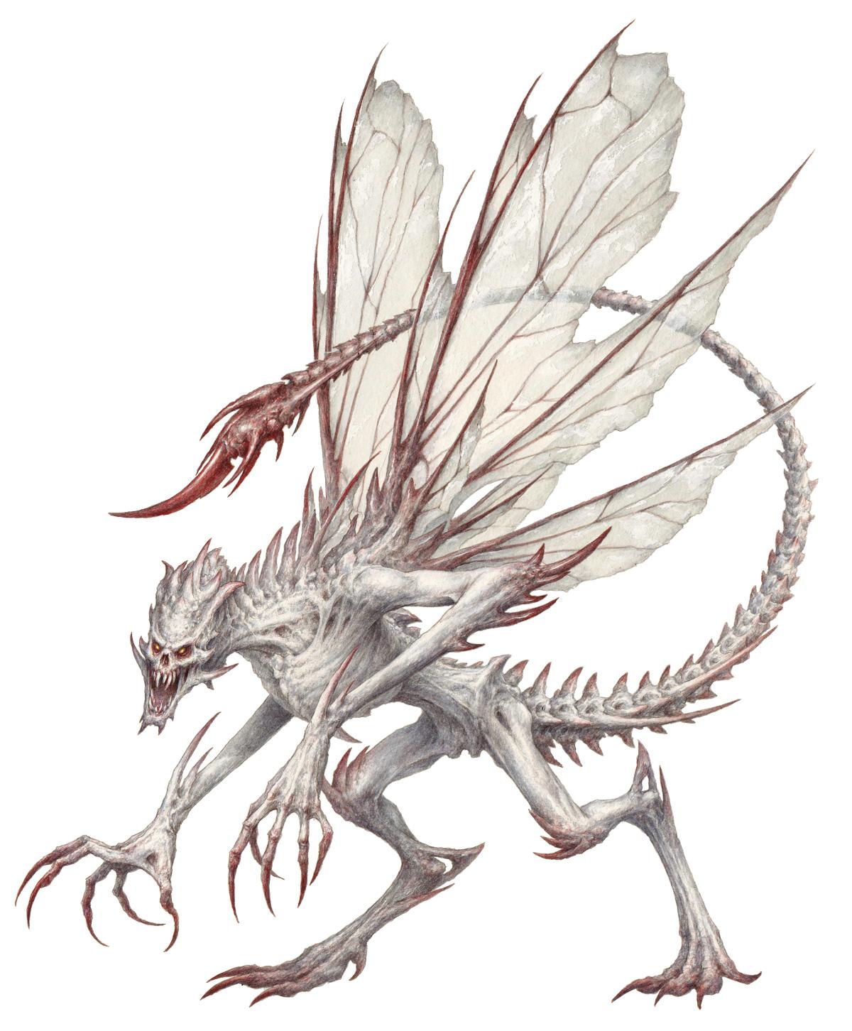 Osyluth | Forgotten Realms Wiki | Fandom