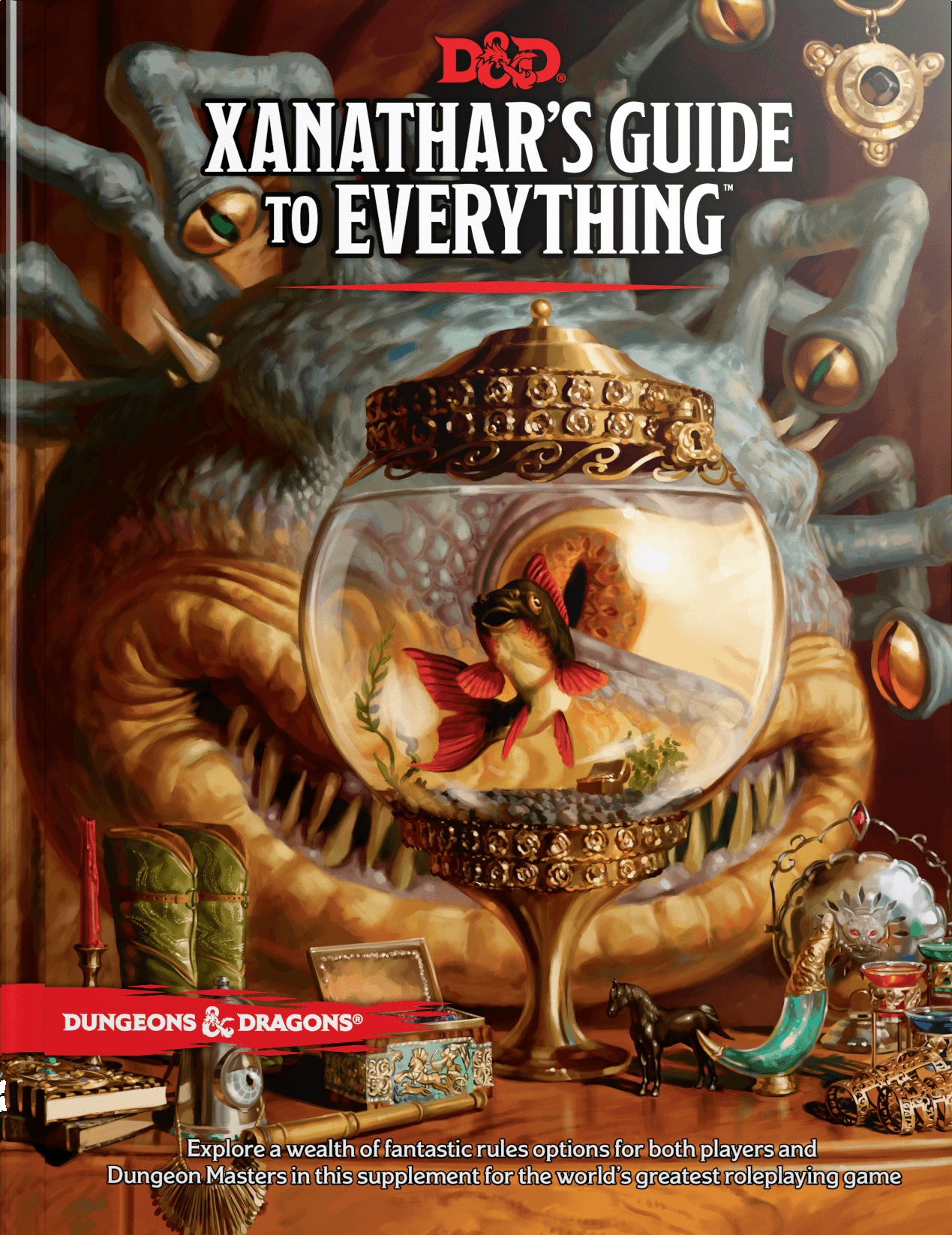 Xanathar's Guide to Everything | Forgotten Realms Wiki | FANDOM