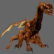 NwN Copper Dragon