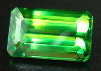 Sphene-faceted-green