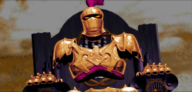 Helm - Ravenloft Strahd's Possession